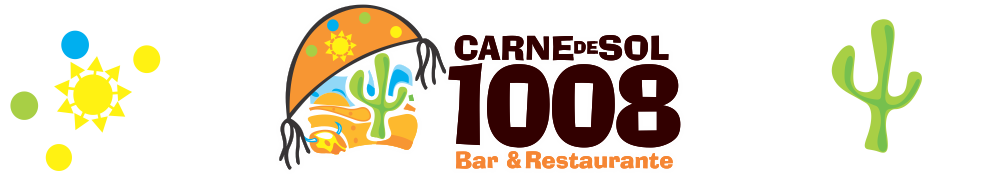 Logomarca CARNE DE SOL 1008