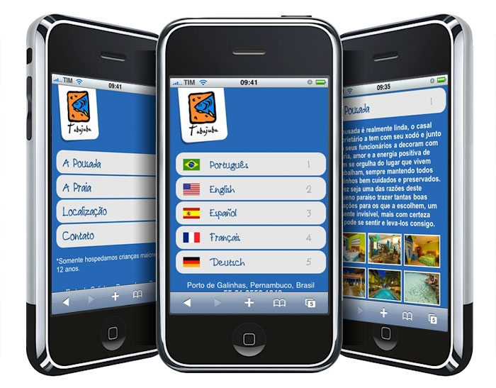 Sites Mobile