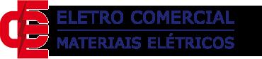 Logomarca Eletro Comercial - Materiais Elétricos em Goiânia