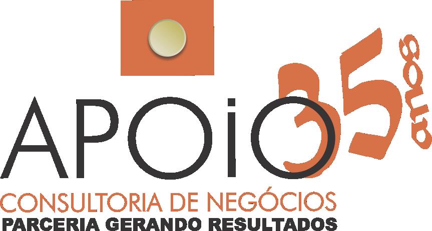 Logomarca APOIO - Consultoria de Negócios