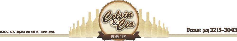 Logomarca CELSON & CIA - CELSIN