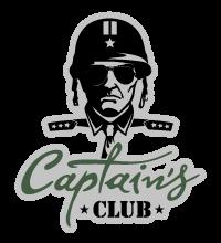Logomarca Captains Club